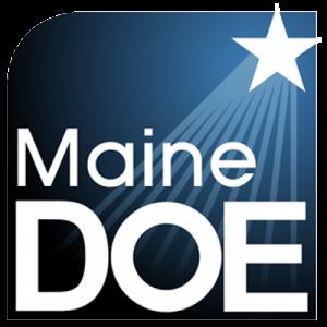 Maine DOE logo