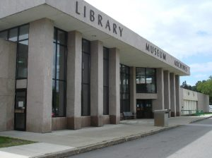 Maine State Library in Augusta