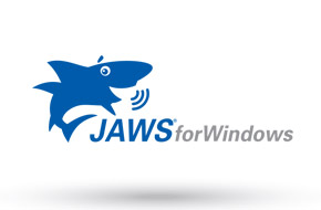 JAWS for Windows logo from Freedom Scientific